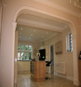 Internal Decorative Plasterwork Made To Measure Plaster